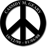 Click It for Cassie - In Memory of Cassidy Geary — Educating Everyone About the Importance of Wearing Your Seat Belt