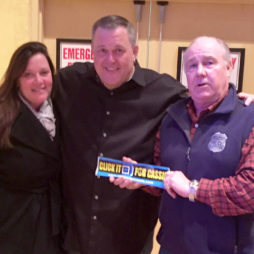 """Billy Gardell from """"Mike and Molly"""""""